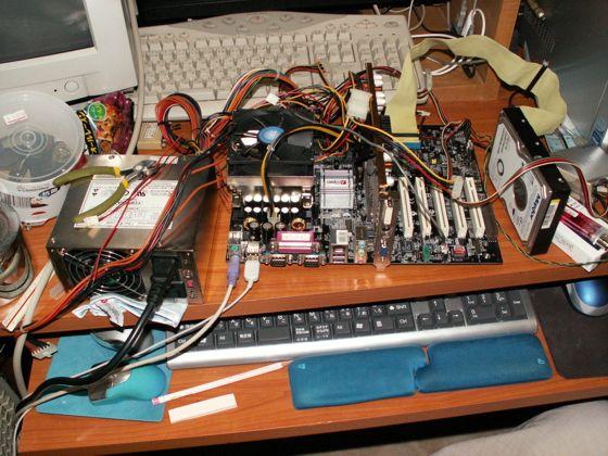 Intel i845pe